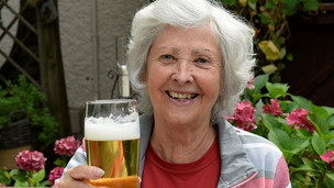 Active pensioner told to take it easy