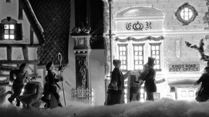Miserly London merchant welcomes Christmas shortages if they foretell of a shorter Christmas