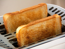 Study finds half of UK adults believe crumbs that fall into toaster 'just disappear'