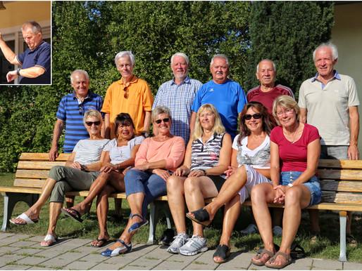Herren 65 meets Damen 40