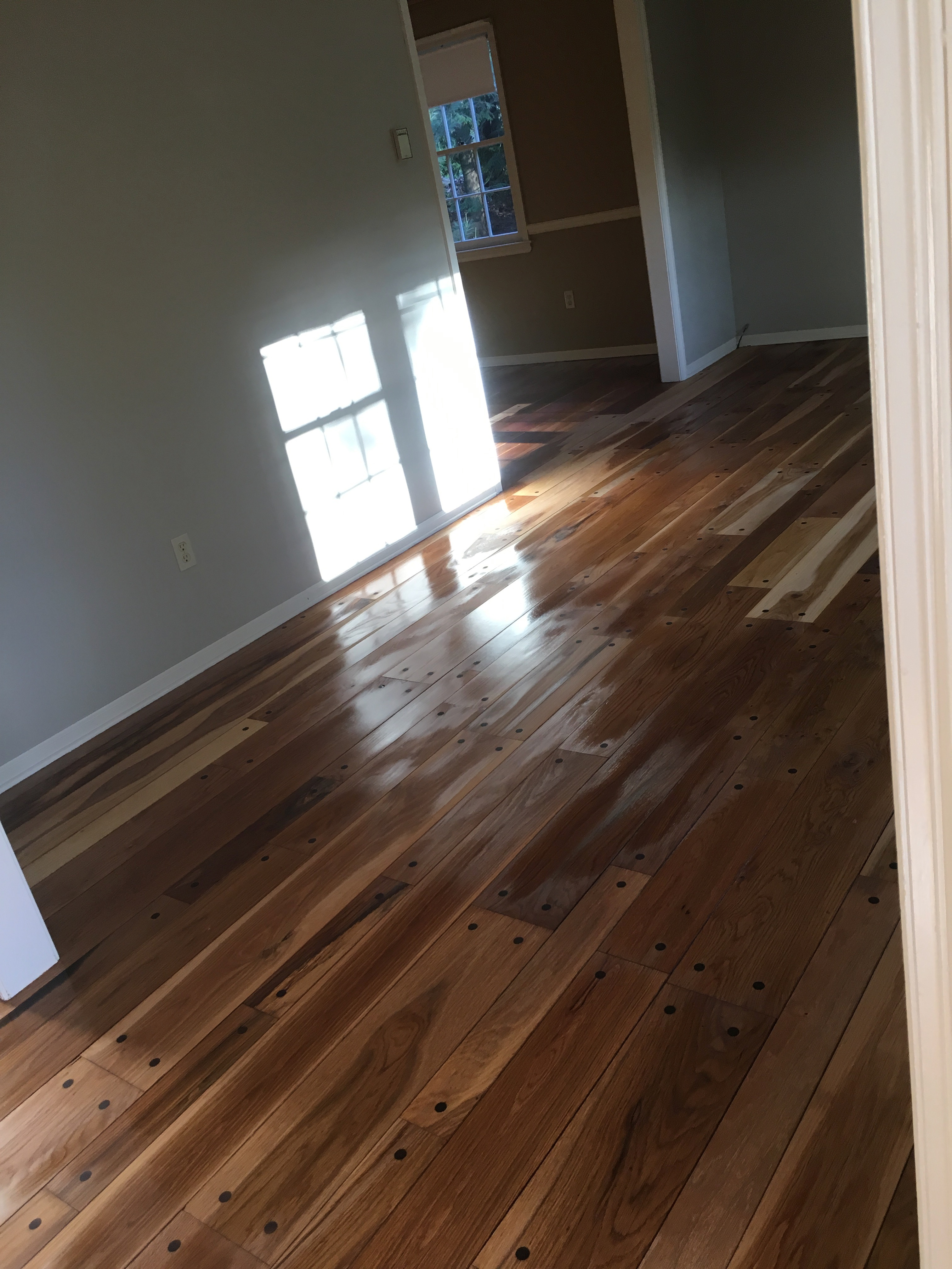 Hardwood Flooring Company past projects