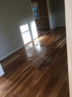 Hardwood Flooring Company past projects