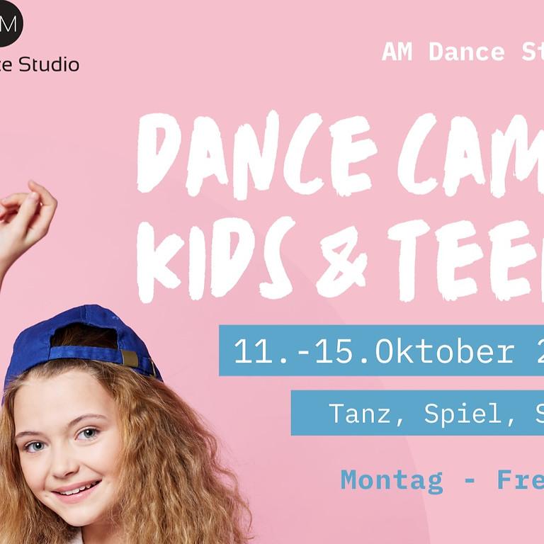 Dance Camp Kids & Teens