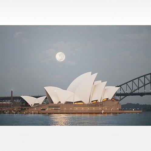 Moonset Opera