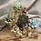Thumbnail: Tall Ceramic Driftwood planter