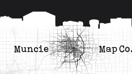 Introducing Muncie Map Co.
