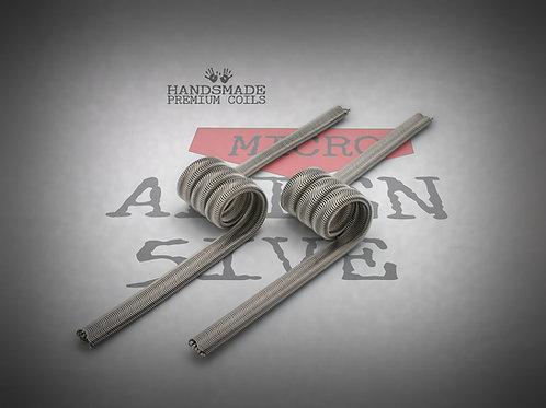Handmade alien coils - 5 Core Alien Micro