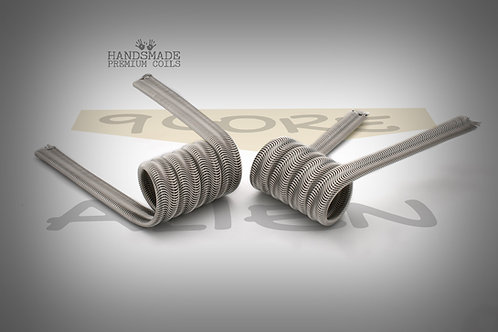 Handmade alien coils - 9 core Alien 3.5 mm