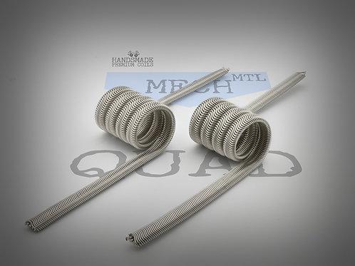 Handmade alien coils - Quad Core Alien MTL Sherif's Edition MECH