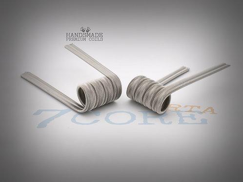 Handmade alien coils - 7 Core Alien RTA