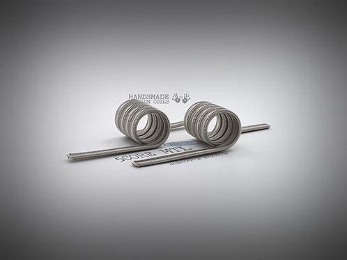 Handmade alien coils - 5 Core Alien MTL Sheriff's Edition - Mech