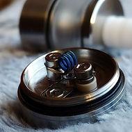 Handsmade Alien Coils Dry-burn