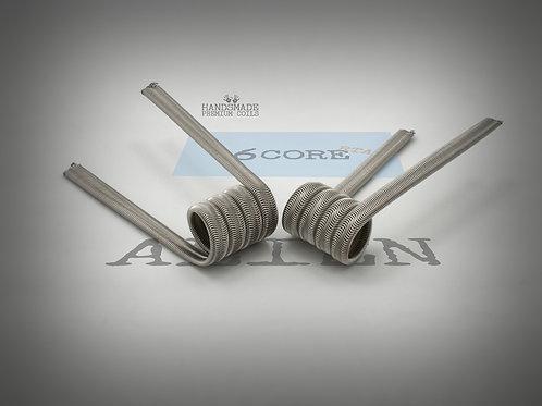 Handmade alien coils - 6 Core Alien RTA
