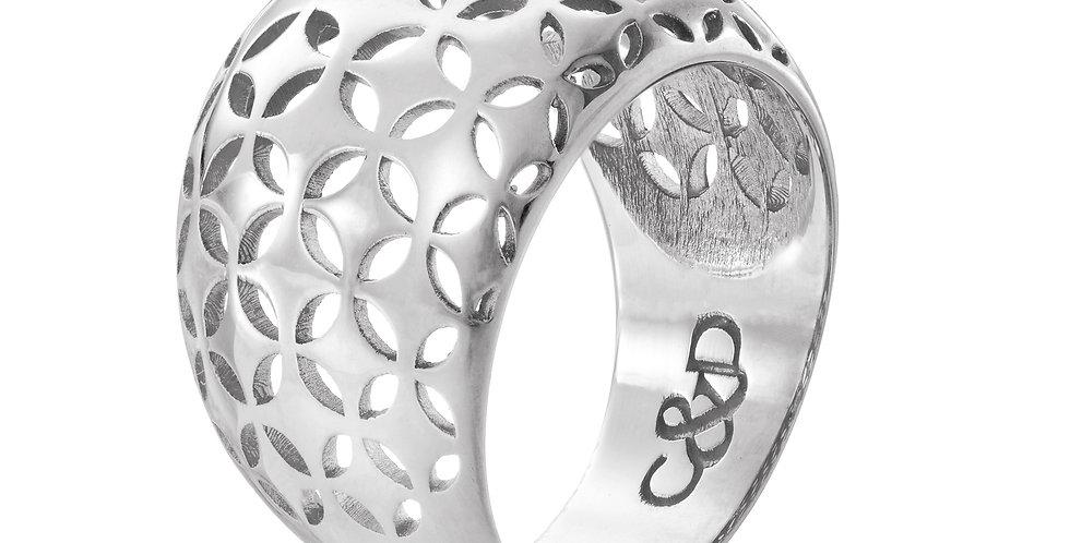 C&D Sterling Sliver Ring
