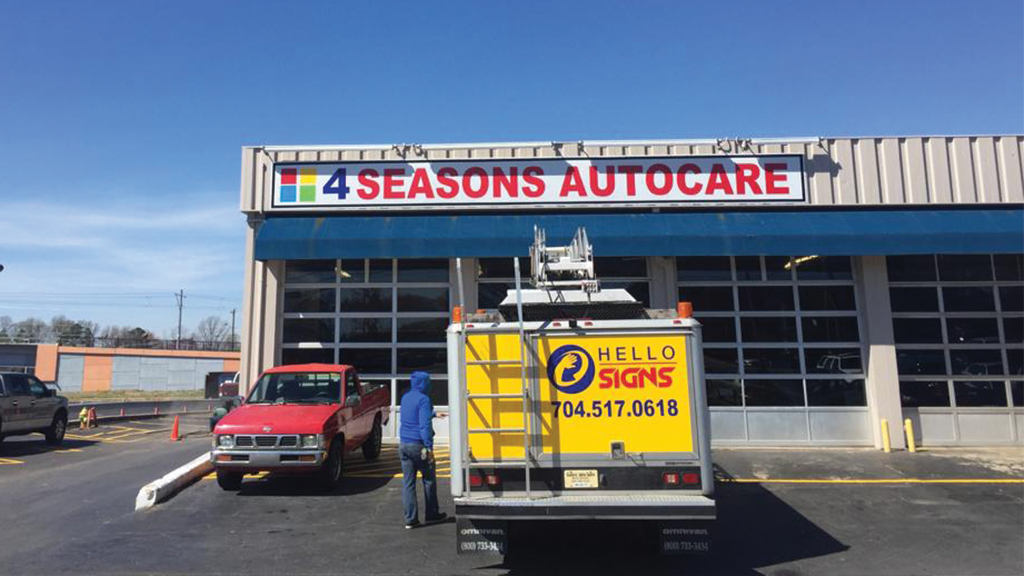 4-seasons-auto-care-sign-installation--h