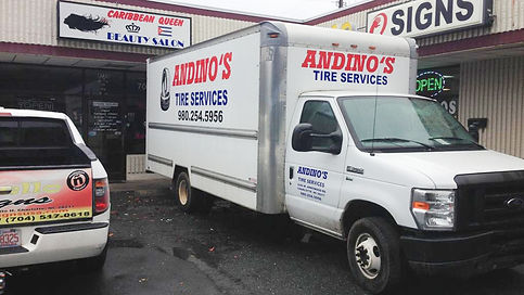 andinos-tire-services-truck-stiker-signs
