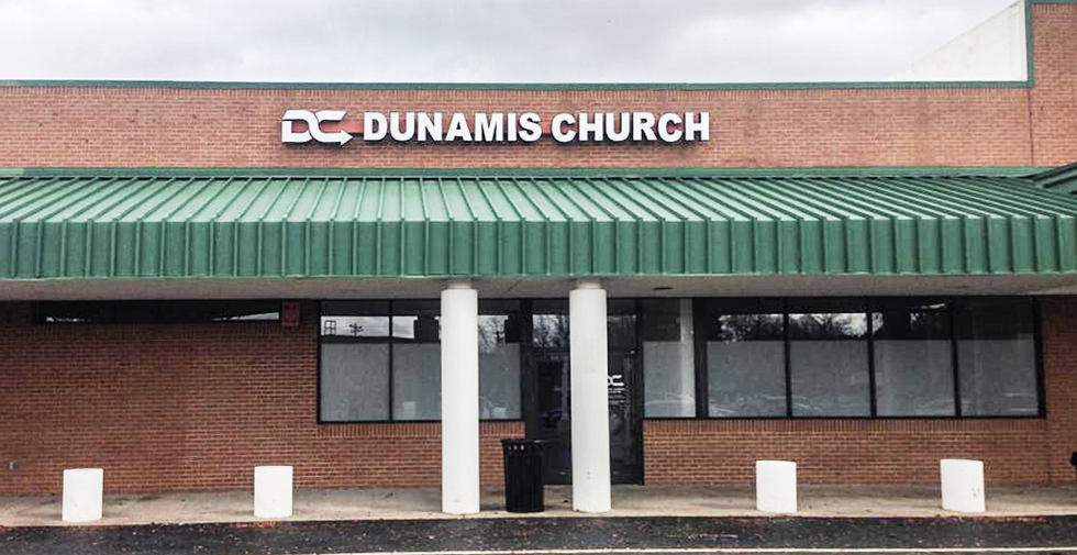 Dunamis-church-channel-letters-hello-sig