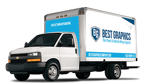 Best Graphics Company Box Truck Wraps