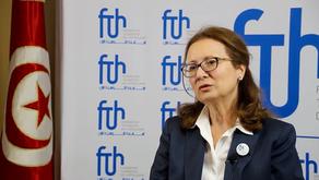 Interview de Mme Dora Milad, Présidente de la FTH