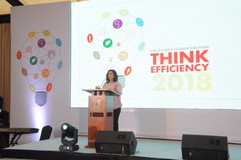Opening by Dian Andyasuri, Director of Lubricant, Shell Indonesia