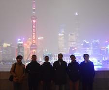 Shanghai Visit