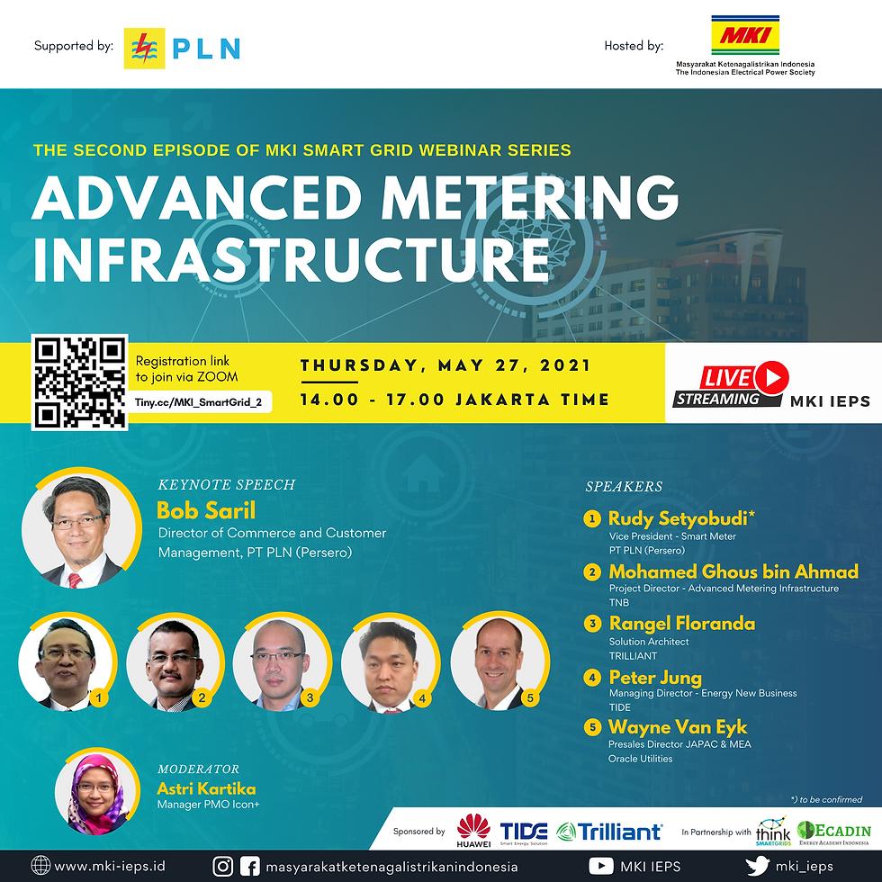 Webinar MKI Smart Grid #2 - Advanced Met