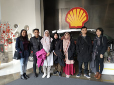 Visit Shell Technology Center in Shanghai China