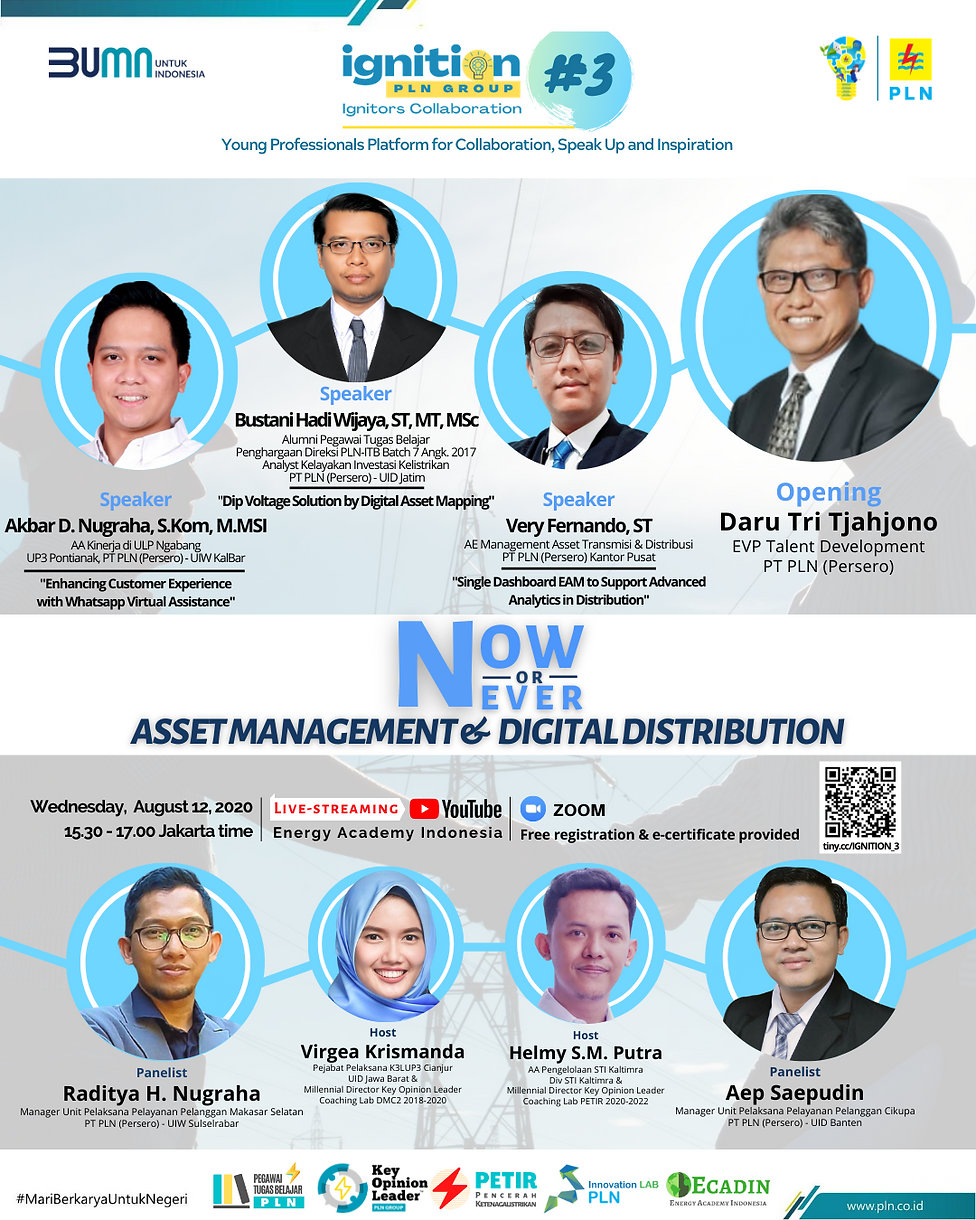 PLN IGNITION 3 - Asset Management and Di