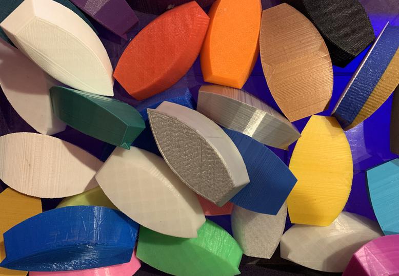 Filament Samples