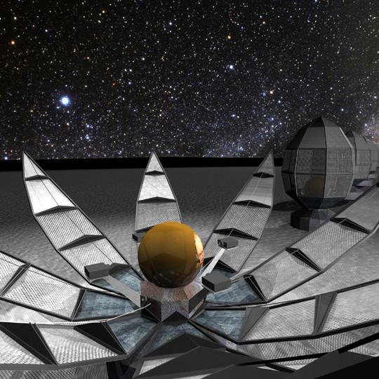 Giant Steps: Cosmic Videophone