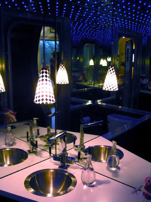 Main Floor Disco Bathroom