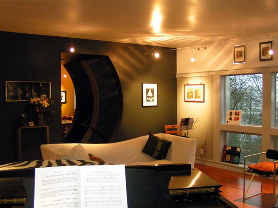 Stargate Living Room