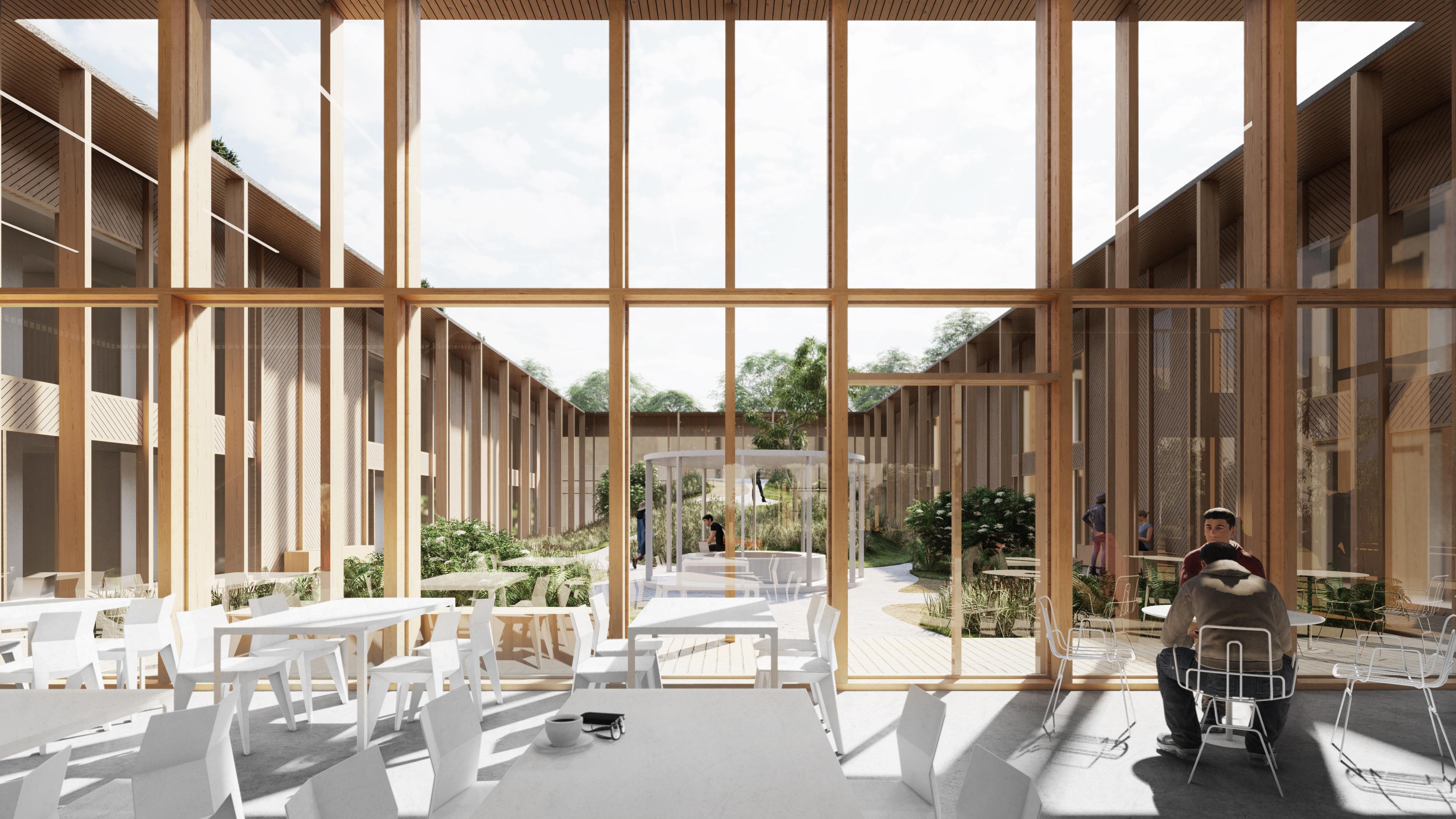 2020 Mõdriku Learning Center & Dormitory
