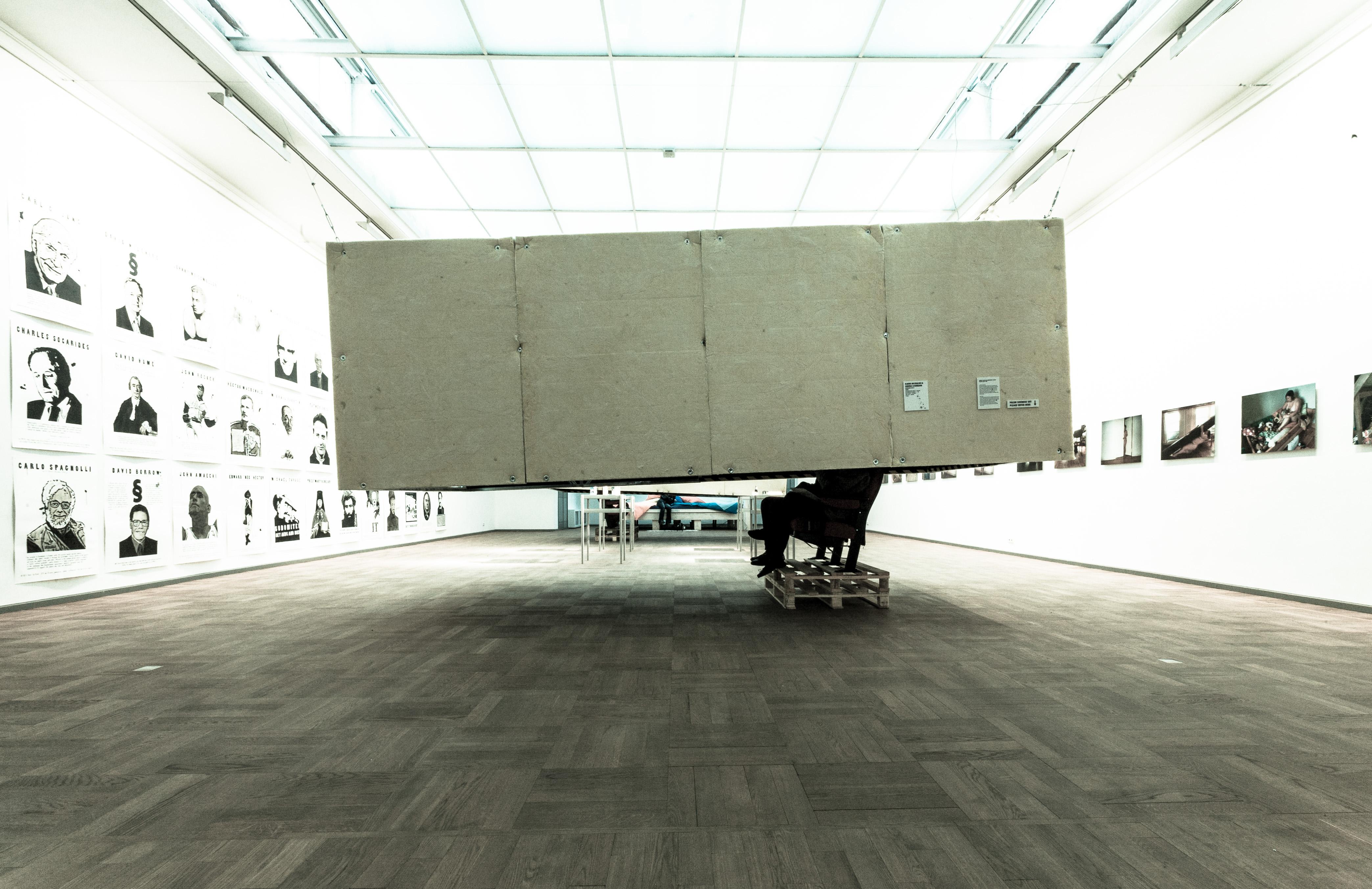 Untold Stories exhibition