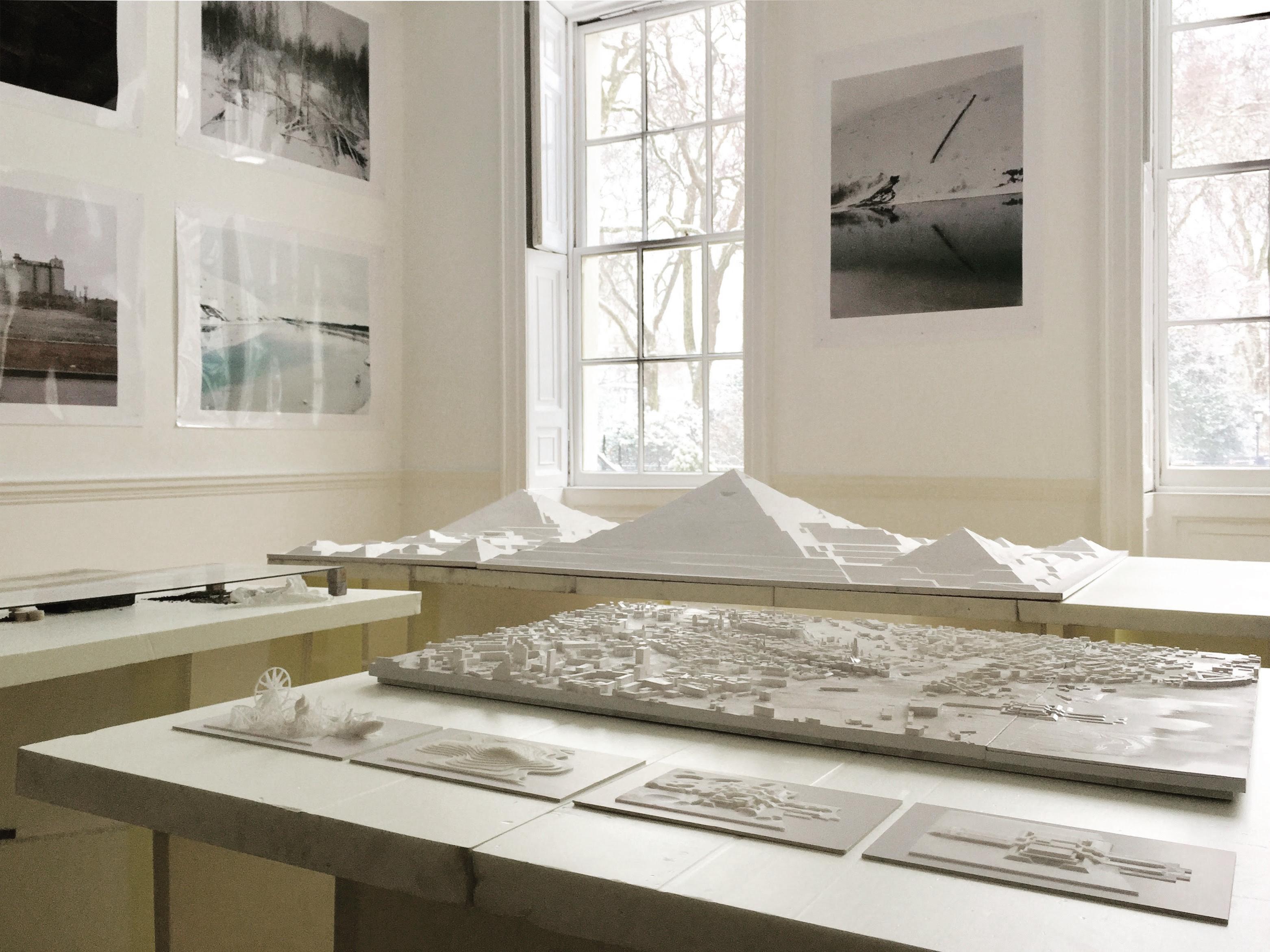 2018 Linnahall exhibit at the AA