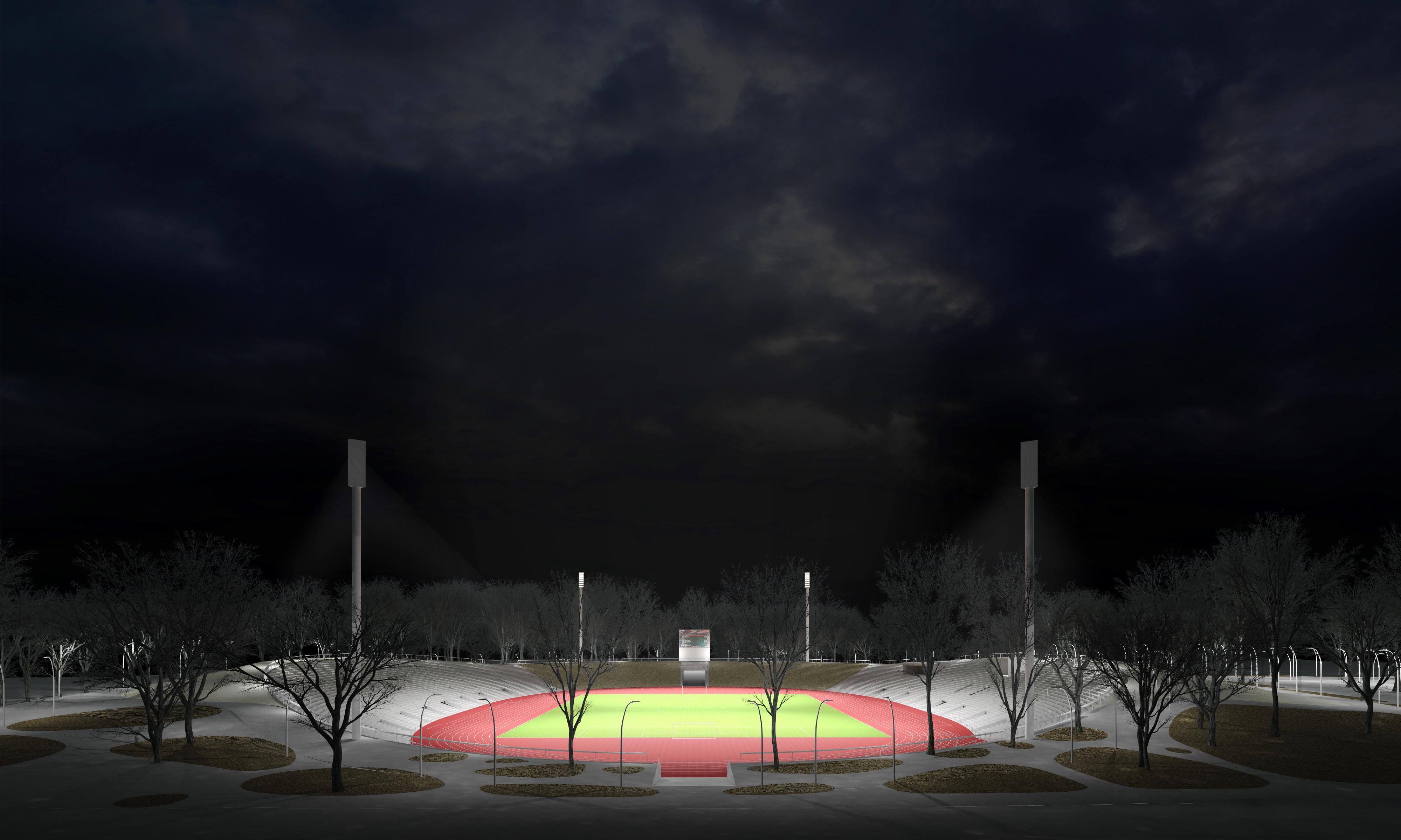 2017 Kalev National Stadium _ 1st prize