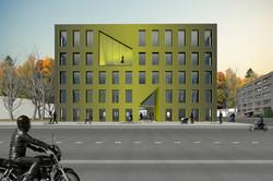 2017 Turu st. mixed use building