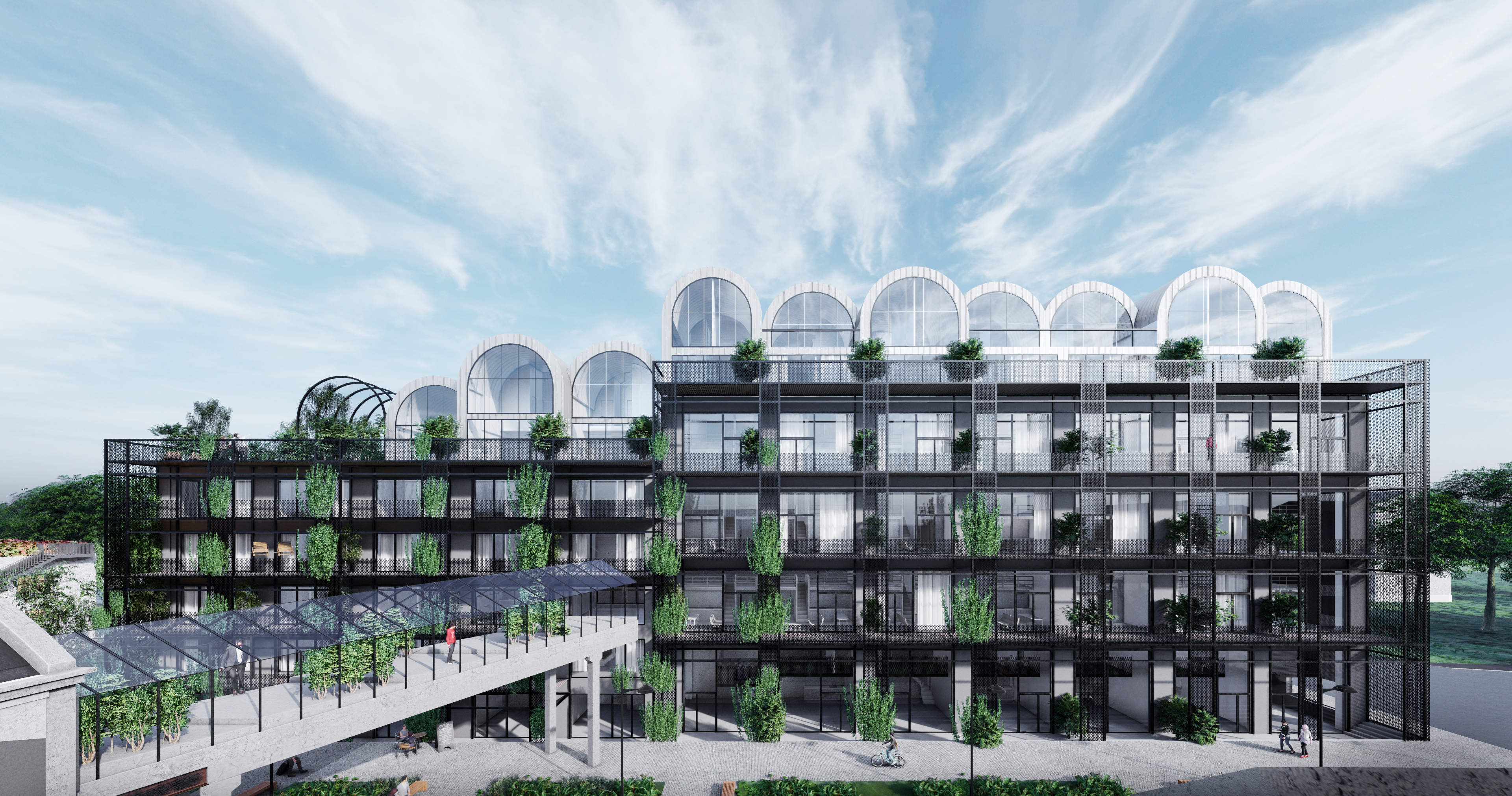 2020 Ankru Building at Põhjala Factory