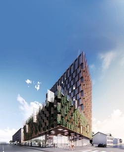 2018 Pärnu road 113 tower
