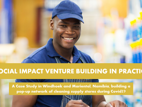 Social Impact Venture Building in Practice: A Case Study in Namibia