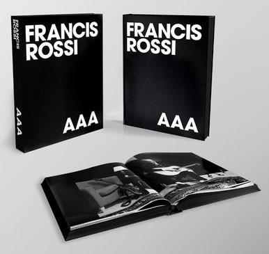 AAA, Francis Rossi - Ein brandneues Artbook in limitierter Auflage