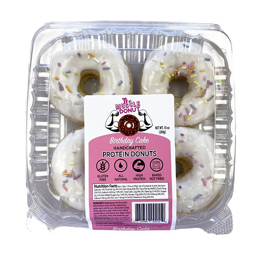 Birthday Cake - 4 Pack