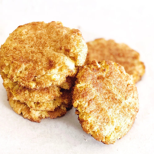 Snickerdoodle Soft Batch Cookies - 4 Pack