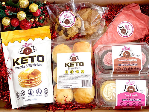 Keto Holiday Gift Box