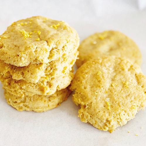Lemon Soft Batch Cookies - 4 Pack
