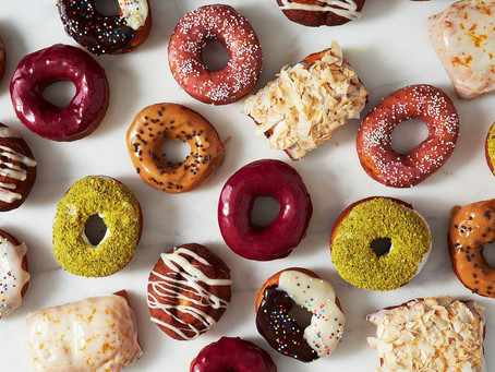 STOP EATING DONUTS NOW