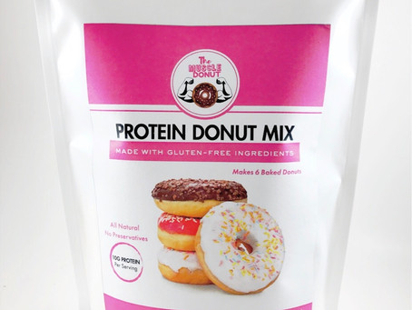 Hi MuscleDonut Fam👋 Did you know that we manufacture our own mix in house for The Muscle Donut💪🍩?