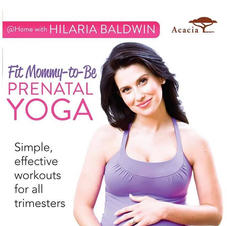Fit Mommy-to-Be Prenatal Yoga DVD