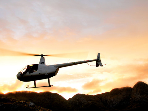 Aerial Photography Fiordland New Zealand