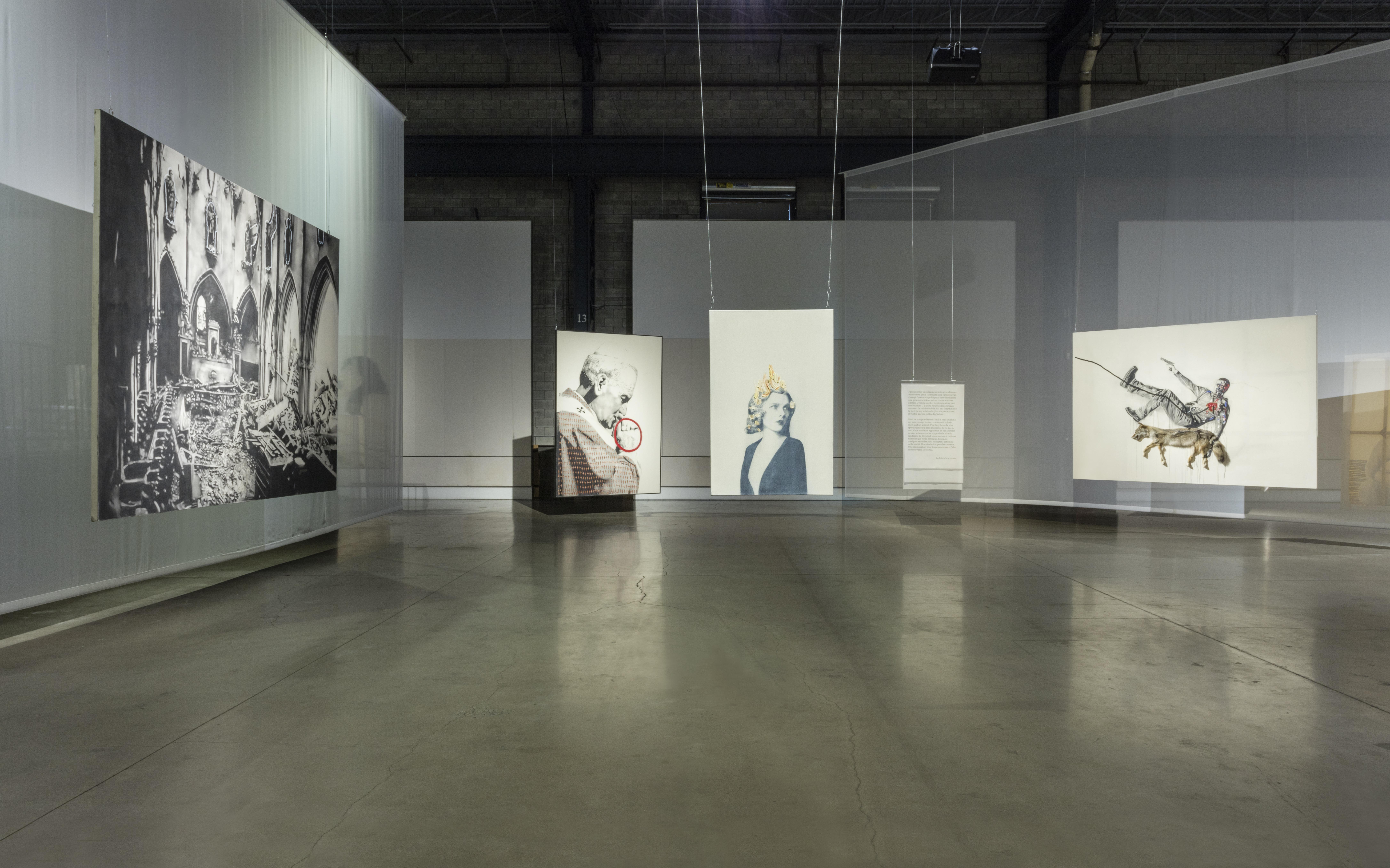 Exhibition View, Montréal